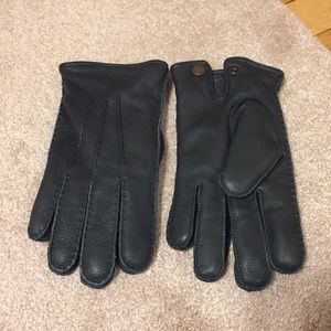 🎉NWOT🎉 Polo Leather Gloves